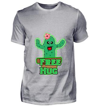 free hug kaktus