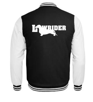 Dachshund - Lowrider - weiss 1