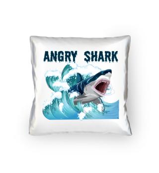 Angry Shark Weißer Hai