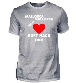 Mallorca Herz Malle Urlaub
