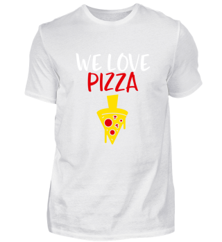 Pregnant We love Pizza Gift