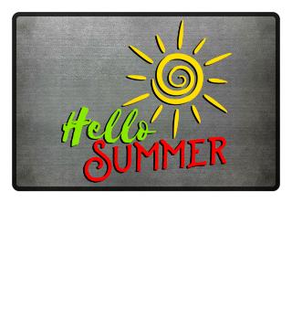 Party Design - Hello Summer Sun