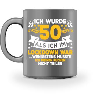 50 Jahre alt als Lockdown war Geschenk