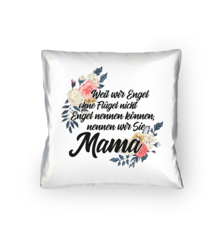 Mama Engel ohne Flügel | Muttertag