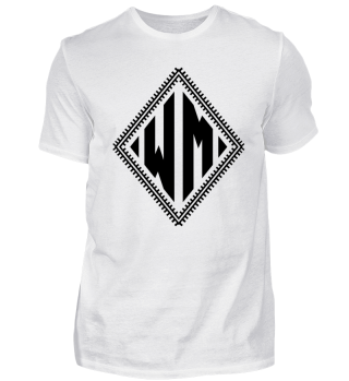 ☛ MONOGRAMS · INITIALEN · WM #17.1