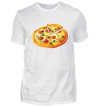 PIZZA LOVER FUNNY GIFT