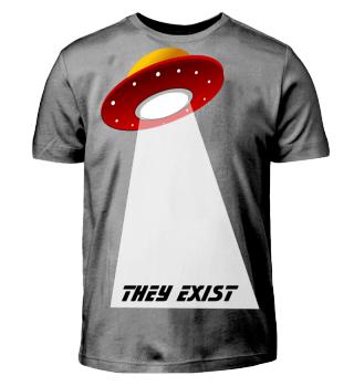 EDDArts - UFO - THEY EXIST