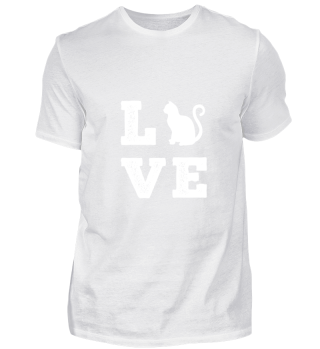Cat Love gift for Cat Lovers