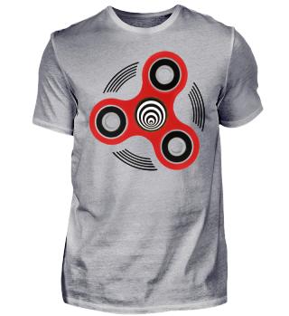 Fidget spinner - Hypnotic Wheel