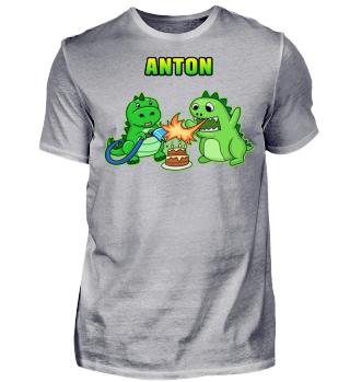 Anton Geburtstag Geschenk