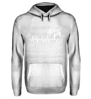 Pferd - Springreiten Heartbeat