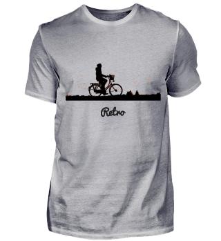 Fahrrad Retro style Bike!