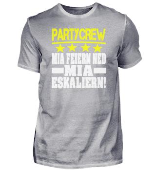 PARTYCREW - MIA FEIERN NED MIA ESKALIERN