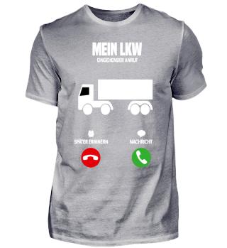 Telefon Mein LKW ruft! Geschenk