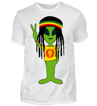 Peace Alien - Reggae Friend 2
