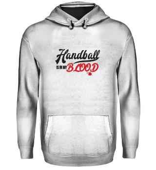Handball Tshirt Herren Damen Geschenk