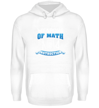 Weapons Of Math Instruction