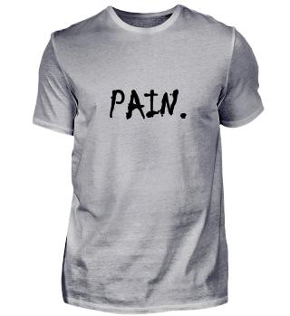 PAIN. Design