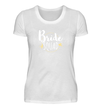 BRIDE SQUAD Gift Wedding Team