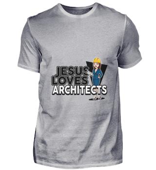 D001-0418B Female Architect Architektin