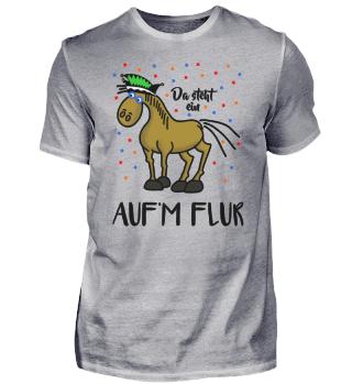 Pferd Narrenkappe Schlager Karneval