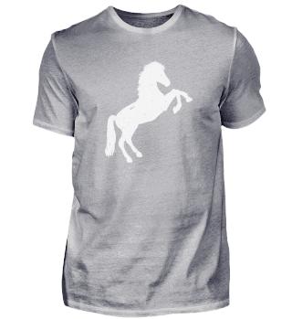 Rising Wild Horse