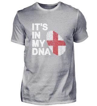 London English DNA England