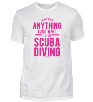 Diving Fin Sport saying gift
