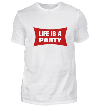 LIFE IS A PARTY Nr. 2 (r)
