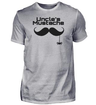 Uncle's mustache