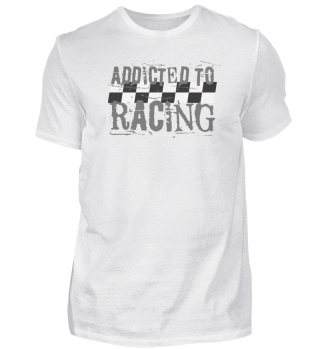 Motorrad Addicted to Racing Motorrad