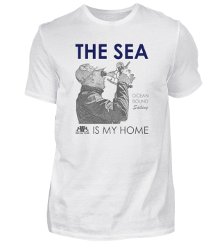 The Sea Is My Home T-Shirt