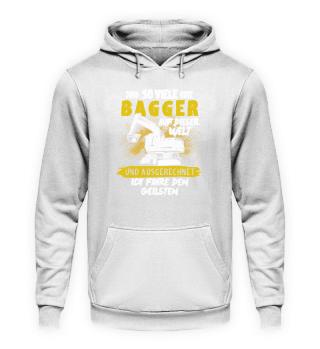 Bagger Baustelle · So viele Bagger
