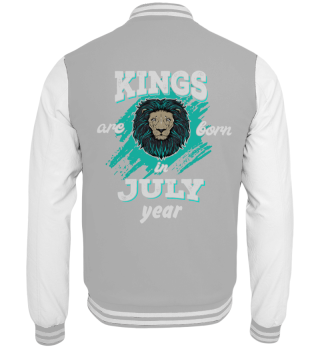 kings are born in july year edition