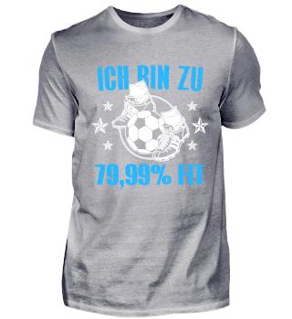 Fussball · 79,99% fit