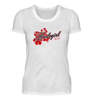 Rudegirl T-Shirt 01 | Design 2018