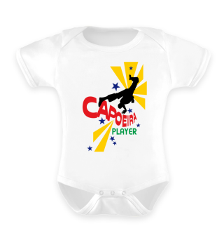 Brazilian Capoeirista Capoeira Player 1