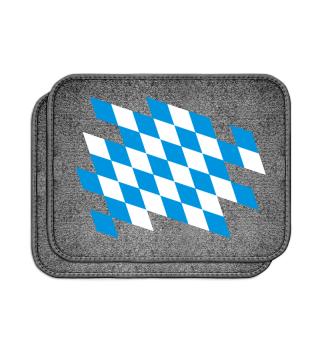 Freistaat Bayern Farben - Aussch. Auto 2
