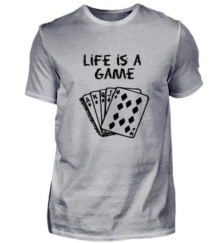 Poker Karten Game