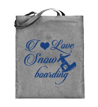 ☛ I LOVE SNOWBOARDING #3B