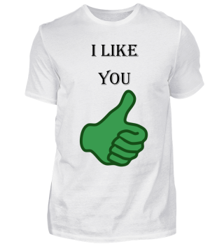 I like you/present for your friends