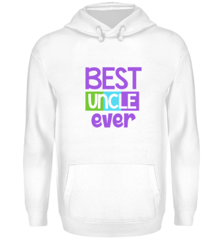 Best Uncle Ever Shirt