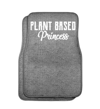 Plant Based Princess Vegan Girl