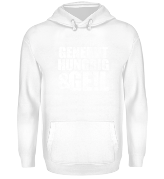 GENERVT · HUNGRIG & GE!L #1.6