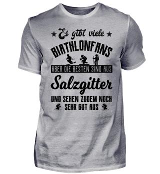 Biathlonfans - Salzgitter Geschenk