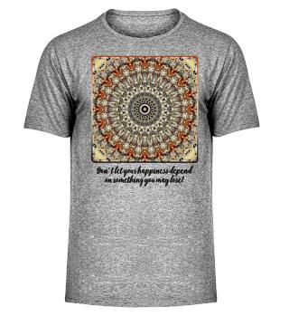 ♥ Mandala - Wisdom Your Happiness 1
