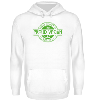 Proud Vegan Athlete Society Gift