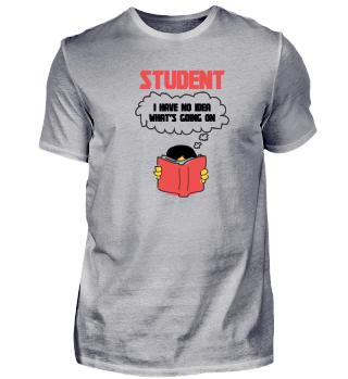 Student Studium Lernen Uni Geschenk