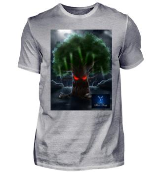 Monster-Baum Silent Army mit Logo