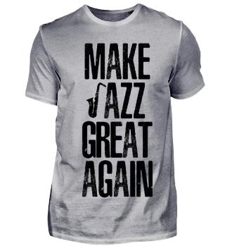Make Jazz great again